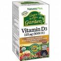 Nature's Plus Source Of Life Garden Vit D3 5000IU (60 Caps)