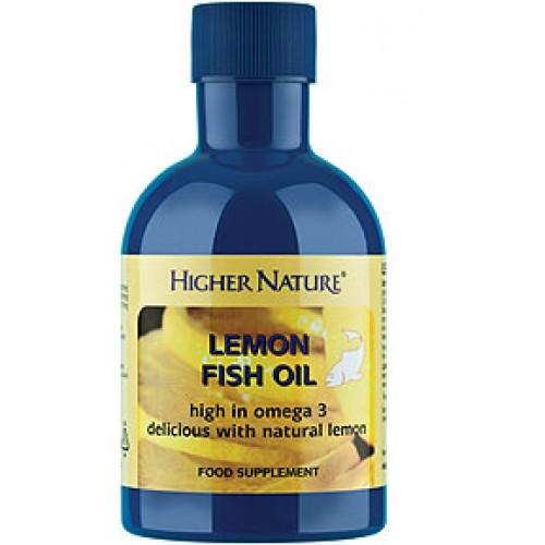 Seek natural health products shop herbal remedies uk for Lemon fish oil