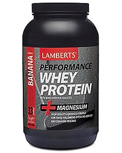 Lamberts 174 Whey Protein Banana Seek Natural