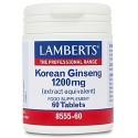 Korean Ginseng 1200mg