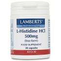 L-Histidine HCL 500mg