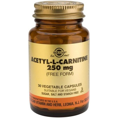 Acetyl l carnitine depression