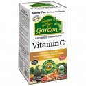 Nature's Plus Source of Life Garden Vitamin C, 500mg, 60VCaps