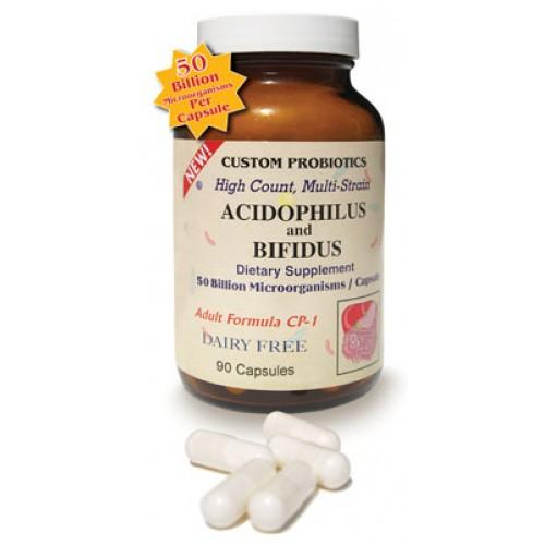 Custom probiotics cp 1 uk release